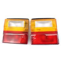Wholesale lighting flat lens online - Rear Inner Brake Light Lens Car Tail Light Assembly For Audi C3 Auto Rear Lamp Flat Light