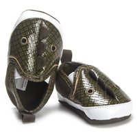 sapatos de loja de bebê venda por atacado-2018 nova moda Bebê Recém-nascido Da Criança Do Bebê Meninos Cobra Dos Desenhos Animados Primeiros Caminhantes Macio Sole Sapatos Casuais queda shopping oct02