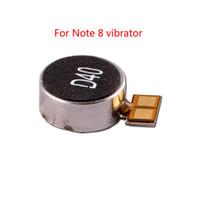 vibradores de alta vibração venda por atacado-5 pçs / lote vibração de alta qualidade vibrador vibração módulo silencioso para samsung nota 8 N950F N950u Dupla Sim N950F / DS Flex Cabo de Substituição parte