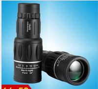 luzes da noite da foto venda por atacado-16X52 binóculos foto clipe de telefone celular de alta definição de alta definição mini luz óculos de visão noturna para crianças ao ar livre
