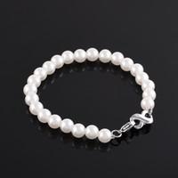 pulseras conmemorativas al por mayor-Pulsera de perlas personalizada con encanto de urna infinita - Pulsera de cremación conmemorativa de acero inoxidable 316L para mujeres
