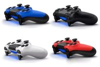 Wholesale Game Controller Android - Wireless Bluetooth for PlayStation 4 game ps4 controller Gamepad Joystick for Android Video Games With hot sa free dhl