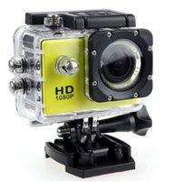 Wholesale photo cmos online - SJ4000 P Full HD Action Digital Sport Camera Inch Screen Under Waterproof M DV Recording Mini Sking Bicycle Photo Video Cam