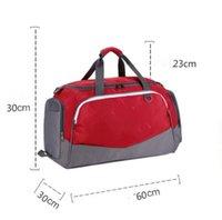 Wholesale Casual Teenager - Hot sale UA Backpack Casual Hiking Camping Backpacks Waterproof Travel Outdoor Bags Teenager School Bag Makeup Bags Travel Bags