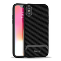 Wholesale ipaky back case for iphone for sale - Group buy iPaky Case For iPhone Xs Max XR Bumblebee Back Cover Hybrid Hard Soft Cases With Package Stock