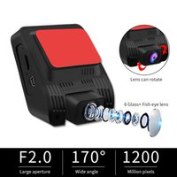 sony memory cards Canada - Car Camera Full HD 1080P Car Dvr Registartor SONY IMX323 Auto Vehicle Video Recorder 170 Degree Wide Angle Dash Camera