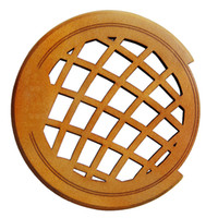Wholesale guitar sound holes for sale - Group buy 2 of Hollowed out Mahogany Acoustic Classical and Folk Guitar Sound Hole Cover for Guitar