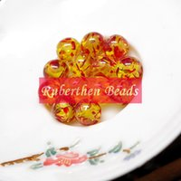 Wholesale NB0049 High Quantity Amber Loose Beads High DIY Jewelry Beads Many Size Round Beads Jewelry Making Accessory
