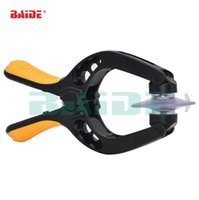 Wholesale phone disassembly resale online - Mobile Phone LCD Screen Suction Cup Plier Disassembly Clamp Repair Tools for iPad iPhone XR Max