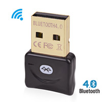 Wholesale usb dongle receiver for sale - Group buy Wireless Bluetooth Adapter V Dual Mode Bluetooth USB Dongle Mini Adaptador Bluetooth Computer Receiver Adapter Transmitter