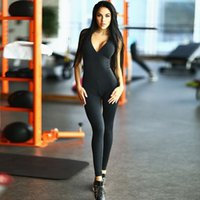 collants croisés achat en gros de-Sport Yoga Workout Gym Fitness serré Leggings Pantalons Combinaisons Athlétique Entraînement Vêtements Pantalons Cross Straps Soutien-gorge Femmes