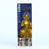hint çubukları toptan satış-Hindistan Tütsü Sandal Ağacı Bir Kutu Otantik Hint Tütsü El Yapımı Sopa Hindistan Ithal Saf Doğal Aromaterapi Sticks