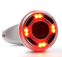 кавитационный целлюлит оптовых-РФ кавитации ультразвуковой массажер для похудения LED сжигатель жира антицеллюлитный Lipo устройство подтяжки кожи похудения машина для похудения