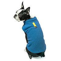 Wholesale wedding costume male online - Warm Winter Reflective Pet Puppy Dog Clothes Fleece Dogs Warm Reversible Pets Coat Jacket Autumn Fleece Cold Weather Dog Vest for Small Dogs