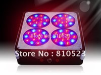 Wholesale Apollo Led Grow - FREE SHIPPING 180w uv led grow light, 60*3W Apollo 4-Led plant lights,stainless stell grow lamp, 2 years warranty