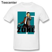 más el tamaño de la novedad camisetas al por mayor-Archer La Zona de descuento al por mayor Camiseta Novedad Boy Niza Camiseta Más tamaño Camiseta Camiseta de moda impresión 3d T