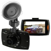 cámara del tablero de detección de movimiento al por mayor-G30 cámara del coche 2.4