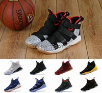 Wholesale cheap arm - 2018 Cheap Sale Limited Edition Soldiers 11 SFG Safari Mens Basketball Shoes Cavs Purple BHM Man-at-arms XI 11s Sports Training Sneakers