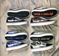 Wholesale mens sport leisure shoes resale online - New Revenge X Storm Old Skool Canvas Men Shoes Mens Skateboarding Sports Sneakers Women Skate Shoes Womens Sport Boots