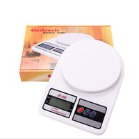 Wholesale Digital Weighing Scales 5kg - Kitchen 5000g 1g 5kg 10KG 1G Food Diet Postal Kitchen Digital Scale balance Measuring weighing scales LED electronic scales