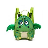 Wholesale toddler books resale online - 2018 Cute Toddler Backpack Children D Stereoscopic School Bags Kids Cartoon Mini Book Bag Kindergarten Animal Zoo Backpacks