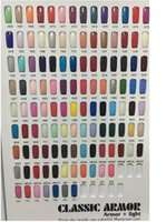 Wholesale 15ml Gelcolor Soak Off UV Gel Nail Polish Fangernail Beauty Care Product colors Choose For Nail Art Design Colors jy258