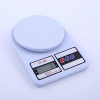 balanças eletrônicas venda por atacado-Balança Eletrônica de Cozinha SF400 Balanças de Cozinha Equilíbrio Digital Balança de Alimentos Equilíbrio de Cozimento de Alta Precisão Cozinha Balanças Eletrônicas 5 kg 1g