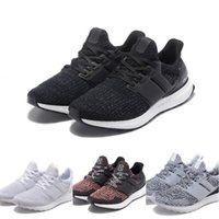 Wholesale Womens Shoes High Top Sneakers - 2018 TOP mens womens Ultra BOOST 3.0 hot sale high quality running shoes for men sports shoes sneakers