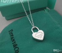 taklit safir takı toptan satış-2019 Kadınlar Lüks yeni Marka Takı Tasarımcı Küpe Orijinal kutusu Için Pandora tiffan925 Gümüş Kristal Elmas Kadın Saplama Küpe