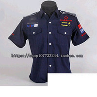 Wholesale race car games for sale - Group buy NEW outdoor F1 racing suit vocational overalls summer wear short sleeved embroidery car Game drift driver shirts men