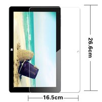 Tablet Accessories For 11.6 Cube I7 Remix Glass Screen Protector 2.5d Hd Clear Tempered Glass Films For Cube I7 Remix Safety Guard