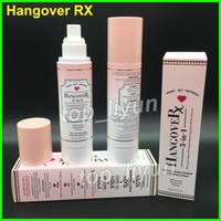 ingrosso primer d'acqua-Disponibile Faced Hangover RX 3 in1 Primer impregnante Primer Spray 4 once 120ml primer per acqua di cocco trucco postumi di una sbornia spray