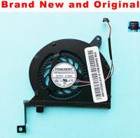 cables del ventilador del portátil al por mayor-nuevo ventilador de cpu original para HP spectre 13 3000 ventilador de enfriamiento de cpu para laptop NFB60A05H-003 DC 5V 0.45A