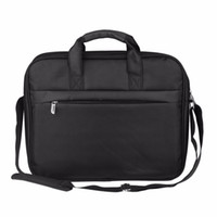 Wholesale 15 inches tablets for sale - Business Portable Convenient Comfortable Computer Laptop Tablet Shoulder Bag for inch L Large Capacity Drop Shipping