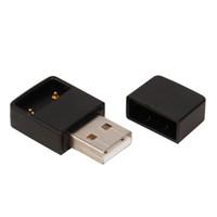 ingrosso usb e sigaretta-Caricabatterie USB di COCO USB CHARGER E con connessione magnetica Caricabatterie USB di COCO per fumatori portatile