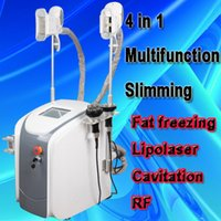 Wholesale Cavitation Rf Cooling - lipo laser slimming machine cool shaping ultrasound cavitation radio frequency rf multifunctional machine for home use