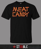00fbd8f8 Meat Candy Bacon T-shirt - Direct From Stockist Funny Tops Tee New Unisex  Funny High Quality Casual Printing Free Shipping