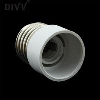 ingrosso presa di base della lampadina e14-Casa più ampia Vendita calda E27 a E14 Base Socket Light Bulb Portalampade Adapter Plug Converter di alta qualità Drop Shipping Mar6