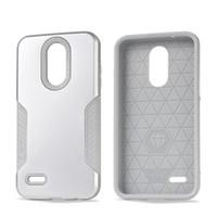 Wholesale amps phone resale online - Hybrid Armor Case For Galaxy J3 Achieve J3 Star Amp Prime J7 Refine J7 Star J7 Aero Carbon Fiber phone Cover C