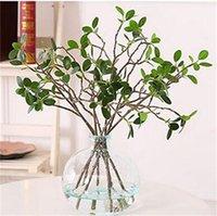 ev için dekoratif bitkiler toptan satış-Yaratıcı Ev Dekoratif Yapay Çiçek Plastik Mini Aglaia Odorata Ikebana Aksesuar Simülasyon Bitki Çiçek Sıcak Satış 3 8hq Y