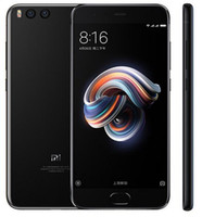 neues handy freischalten großhandel-Brand New Xiaomi Mi Note 3 entsperrt Handy Octa Core 4 GB / 64 GB Dual Rückfahrkamera 12,0 + 16,0 MP 5,5 Zoll