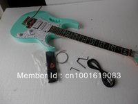 Wholesale guitar green - free shipping JEM 70 v Electric Guitar, Sea Foam Green, Vine Green Electric Guitar