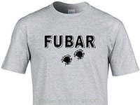 Wholesale hand games resale online - Mens Personalised Hand Made Cool Funny Fubar Bolt Action Youtubers Table Top Game Quote T shirt Unique