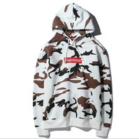 Wholesale Hoodies Letter S Design - 2017aape new design tide brand Europe Japanese embroidery hooded hoodies sup cotton hoodie coat wear couples men and women students but Tour