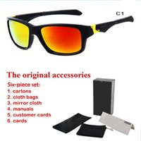 Wholesale full fashioned stockings - In stock! ! Brand of riding sports sunglasses anti-dust men's sunglasses Best selling fashion with original box sunglasses