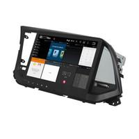 aparelho de som para hyundai elantra venda por atacado-Leitor de DVD Carro para HYUNDAI Elantra 2016 10.1 polegada Andriod 6.0 com GPS, controle de volante, Bluetooth, controle de volante, rádio