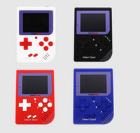 Wholesale 2.5 inch tv resale online - CoolBaby RS Portable Retro Mini Handheld Game Console bit inch LCD Color Display Children Game Player For FC Game A ZY