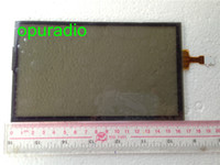 Wholesale Camry Inch Touch Screen - Brand new 7inch LCD display LQ070T5GA01 LQ070T5GC01 touch Screen for Toyota Camry car GPS navigation lcd modules
