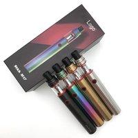 ich starter großhandel-Stick M17 Starter Kits 1300mAh Vape Pen Alle ich One AIO Kit mit 2ml Top Nachfüllen TANK 0.6ohm Dual Coil versandkostenfrei-1