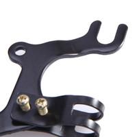 v bremsen fahrrad großhandel-Mountain Bike Scheibenbremse Converter v Bremshalter Disc MTB Fahrradhalter Special frame Bremsadapter 22mm / 31.8mm